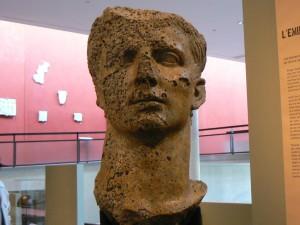 visite au musée d'Arles en 2010