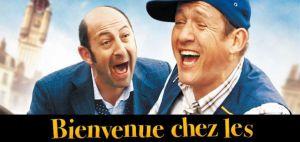 """publicité pour le film """"Bienvenue chez les Ch'tis"""""""