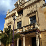 façade du théâtre municipal de Tarascon