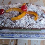 cake d'hiver