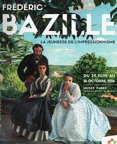 Exposition Bazille, musée Fabre