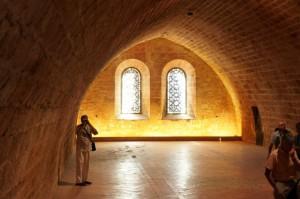 voutes à l'abbaye de Fontfroide