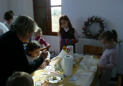 atelier de Pâques 2010