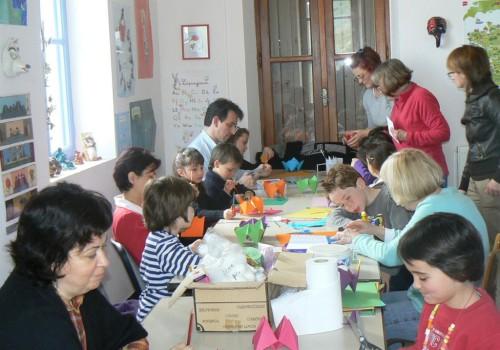atelier de Pâques 2013
