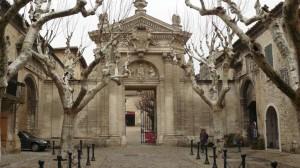 la visite chocolat : Villeneuve-les-Avignon