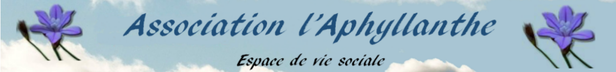 Association l'Aphyllanthe