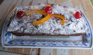 cake d'hiver