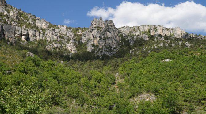 Randonnées en Aveyron