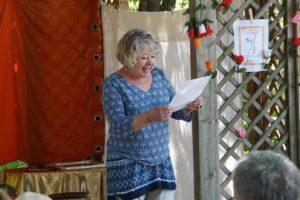 Patricia annonce le programme