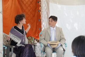 Lomov rencontre Mme Tchouboukov mère