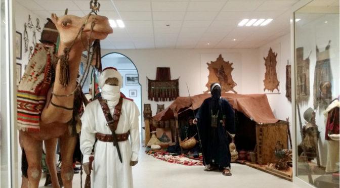 Sortie au musée du Sahara
