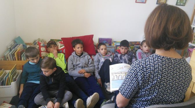 Atelier «Savoir lire aux enfants»