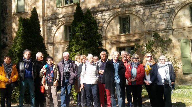 Une visite guidée appréciée de l'Abbaye de Valmagne
