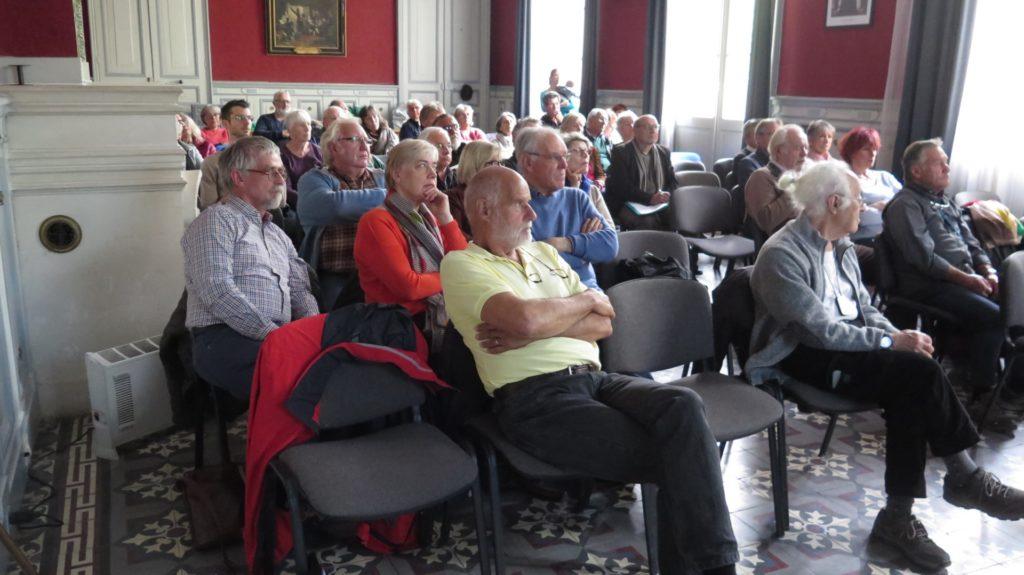 15 avril 2019, Salle Malraux, Mairie d'Uzès