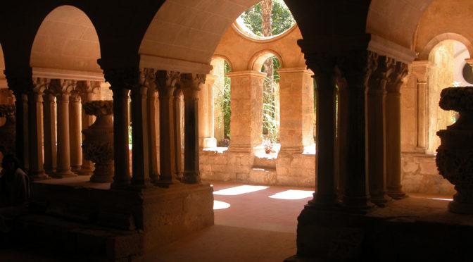Sortie à l'Abbaye de Valmagne à Villeveyrac