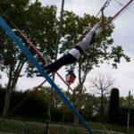 Cirque - trapèze