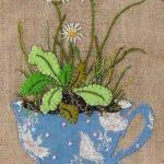 Patchwork fleurs